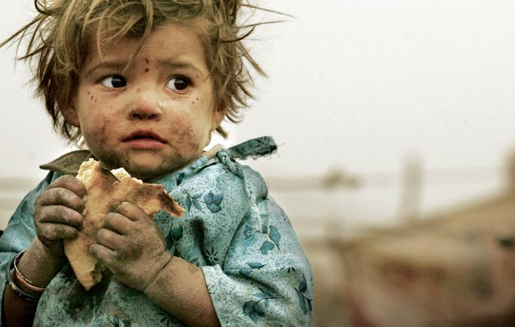 """""""...açlık tehlikesi sonsuza kadar yok edildi ve biz, gıdalarımızda, tarihin hiç görmediği kadar bolluk ve çeşitlilik yaşadık."""""""
