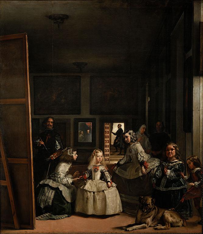 Las Meninas (Nedimeler) - Diego Velázquez